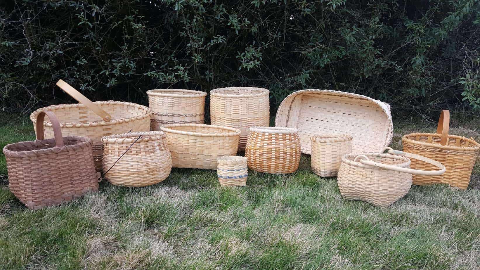 Beginners Guide To Basket Weaving Textile Indie